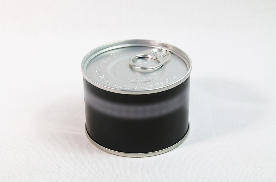 Perfumes Pull-tub steel can