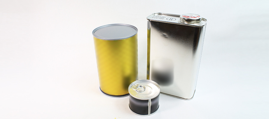 Small cans (50g~2kg) Large cans (2g~20kg)