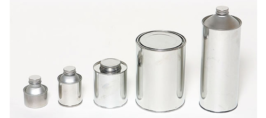 Small cans (50g~2kg)